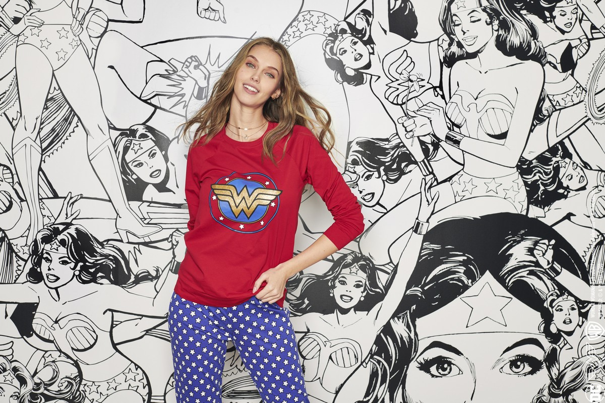 Tezenis capsule Wonder Woman
