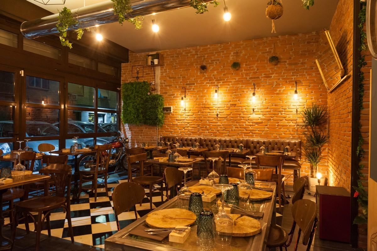 The Ground Roma ristorante