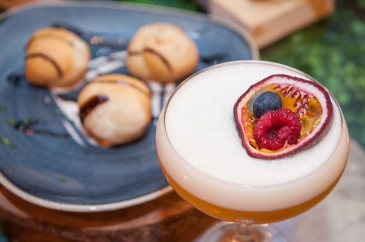The Ground Roma ristorante: piatti di terra e signature cocktail