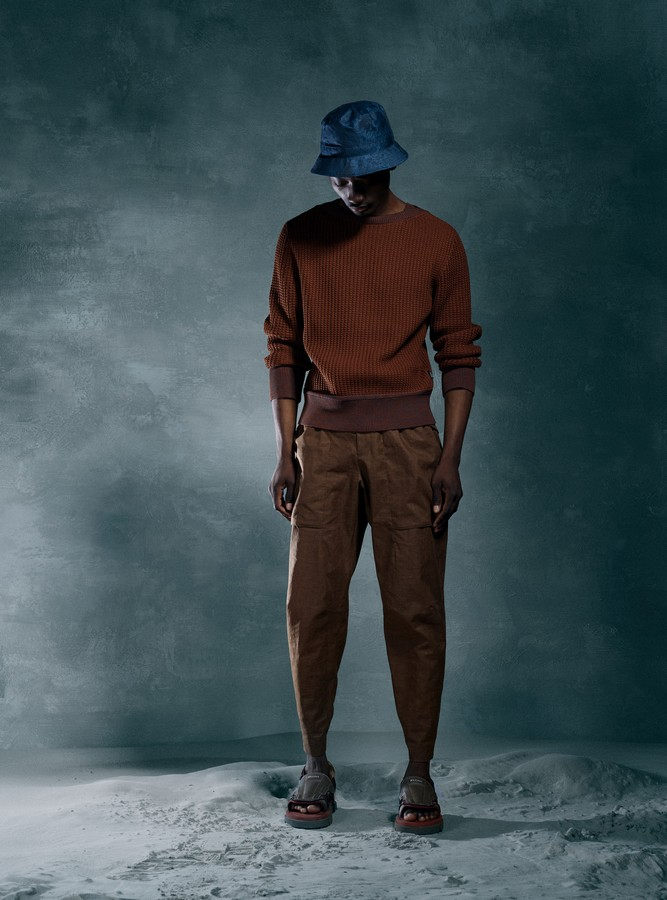 Z Zegna primavera estate 2020