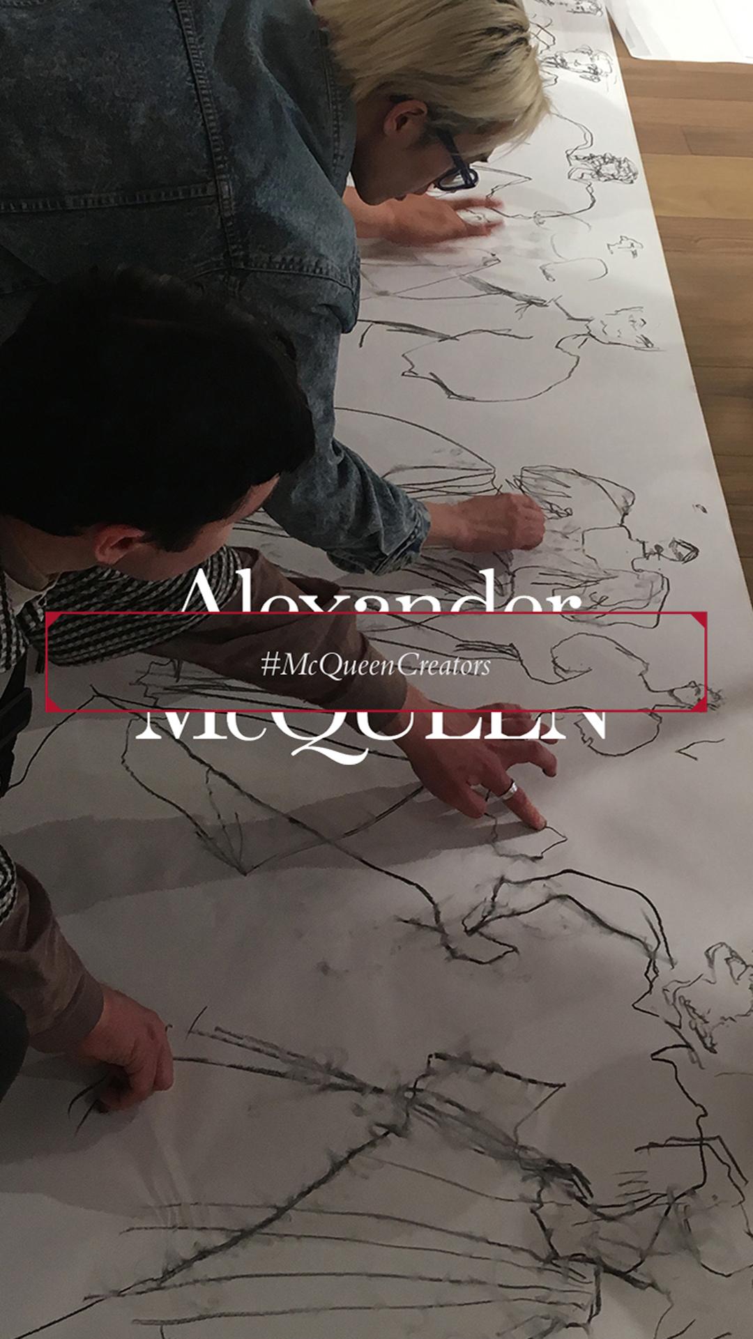 Alexander McQueen Creative Community