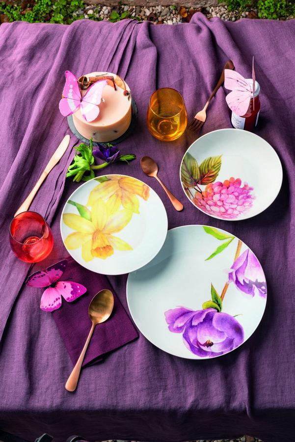 Apparecchiare la tavola per Pasqua