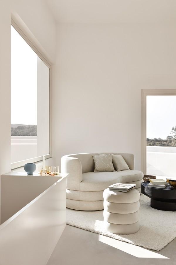 Arredamento casa minimal chic