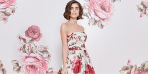Atelier Emè abiti primavera estate 2020: nuove creazioni a tema flower power