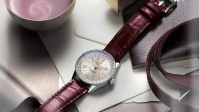Breitling Navitimer Automatic 35: l'orologio per la donna cosmopolita
