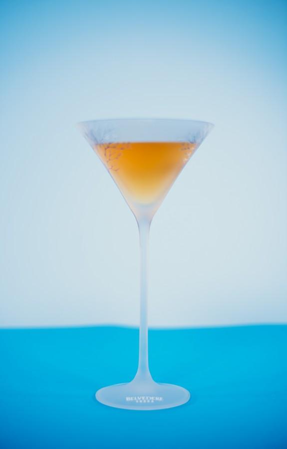 Cocktail Torino-Varsavia Belvedere Vodka
