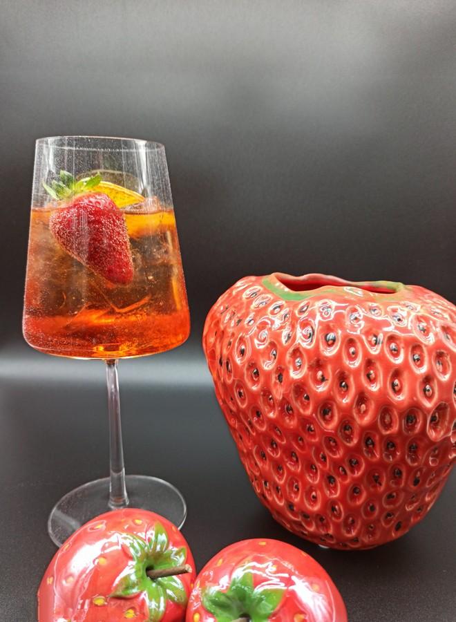 Cocktail alla fragola da fare in casa