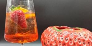 Cocktail alla fragola da fare in casa: Strawberry Veneziano e Mojito fragole e vaniglia