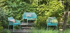 Come arredare un giardino moderno: l'outdoor romantico firmato Nardi