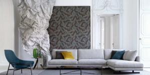 Come arredare un soggiorno moderno: il nuovo sistema di sedute componibili Dee Dee di BertO