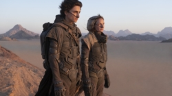 Dune film Denis Villeneuve 2020: protagonisti Timothée Chalamet e Rebecca Ferguson