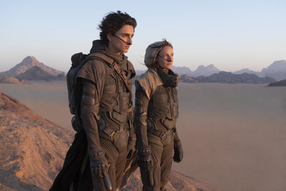 Dune film Denis Villeneuve 2020