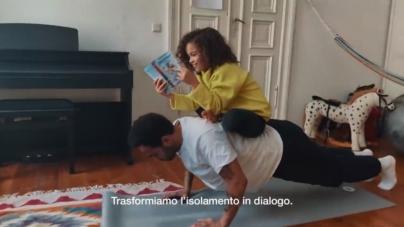 Fare sport a casa: Zalando svela la campagna Together I am Strong, il video