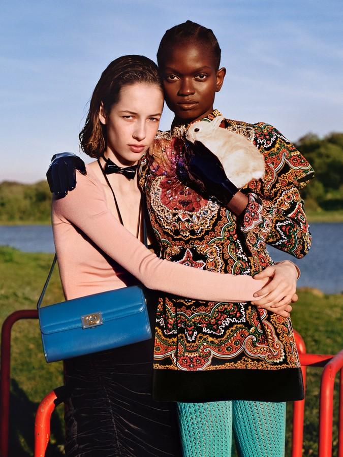Gucci campagna Pre-Fall 2020