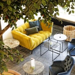 Hotel Les Jardins de Coppelia: la French Art de Vivre by Roche Bobois
