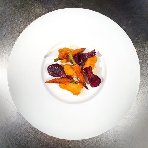In cucina con Samsung: la ricetta dello chef Davide Oldani