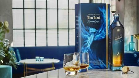 Johnnie Walker Blue Label Ghost and Rare Glenury Royal: un unico blend di whisky preziosi e rari