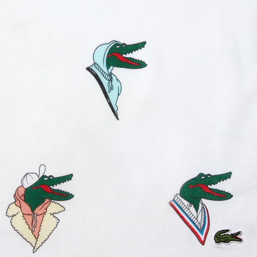 Lacoste Crocoseries capsule 2020