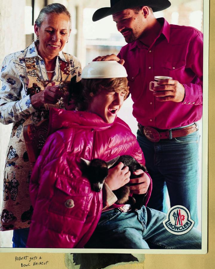 Moncler Warmly campagna 2020