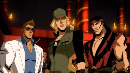 Mortal Kombat Legends Scorpion's Revenge: il nuovo film d'animazione arriva in digitale