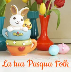 Novità Thun Pasqua 2020: il coniglio magico, la colomba e l'iconico Teddy