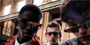 Occhiali da sole Les Hommes 2020: metallo e acetato per un look sorprendente