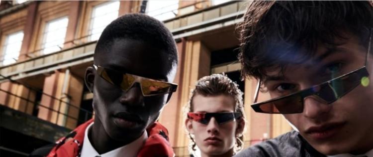 Occhiali da sole Les Hommes 2020