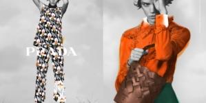 Prada Donna campagna Pre-Fall 2020: l'arte del colore e tocchi surrealisti
