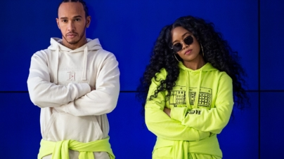 Tommy Hilfiger Lewis Hamilton HER: la capsule collection per la primavera estate 2020