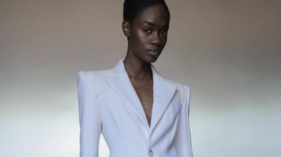 Trend fashion autunno inverno 2020: la collezione Green Snake di Judy Zhang