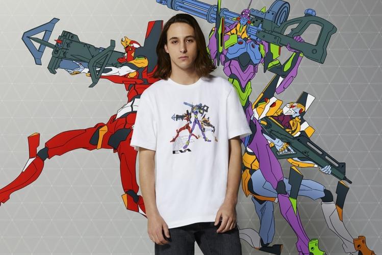 Uniqlo Evangelion t-shirt 2020: la nuova capsule collection super pop