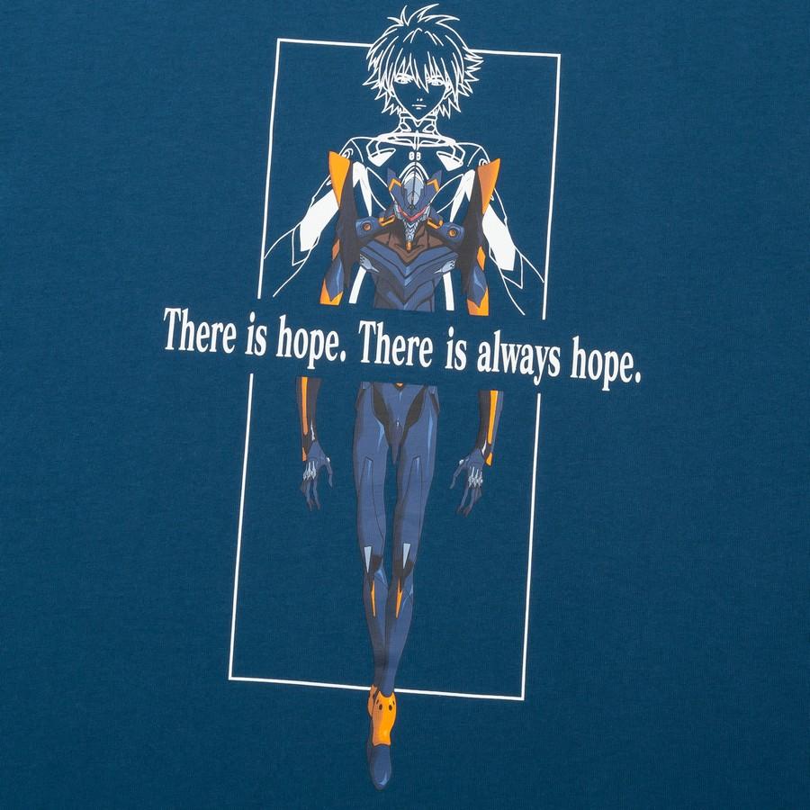 Uniqlo Evangelion t-shirt 2020