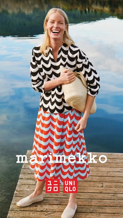Uniqlo Marimekko primavera estate 2020