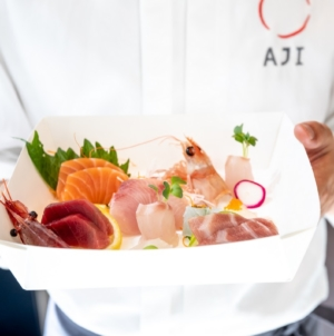 AJI delivery Milano: un nuovo format di spazio per la food experience