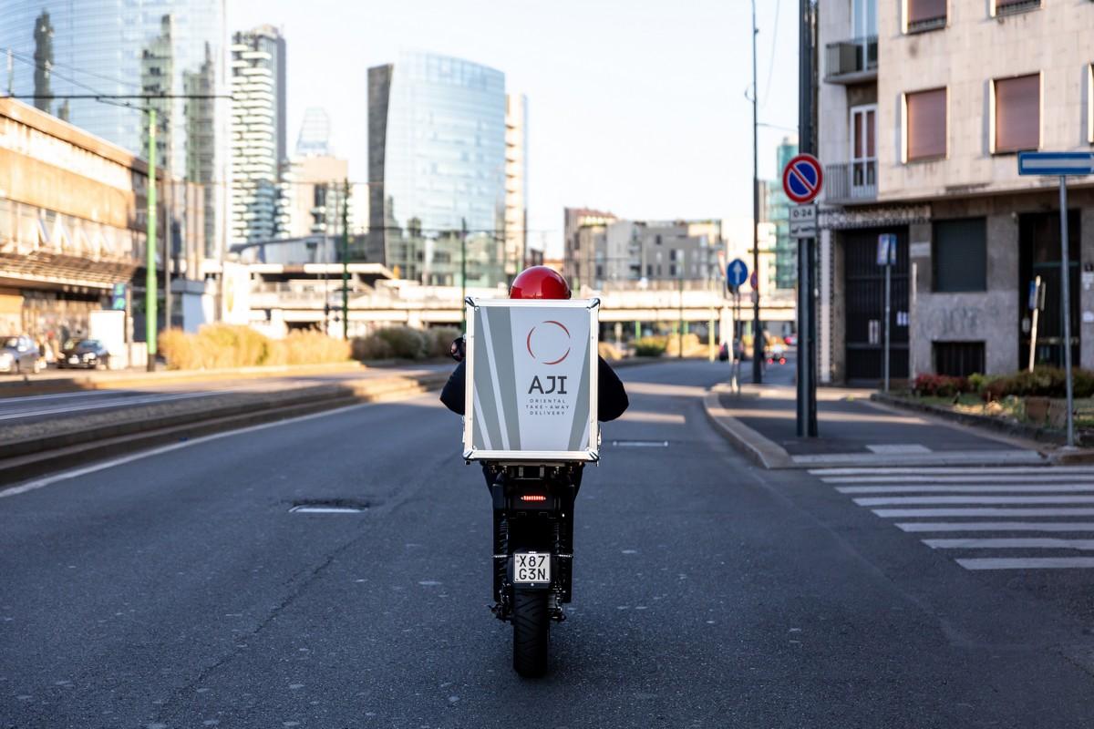 AJI delivery Milano
