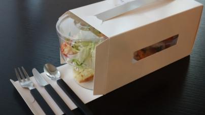 Andrea Berton Ristorante Milano: i box lunch e dinner per il delivery