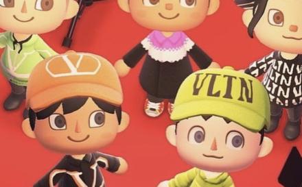 Animal Crossing New Horizons alta moda: le Maison conquistano il mondo dei videogame