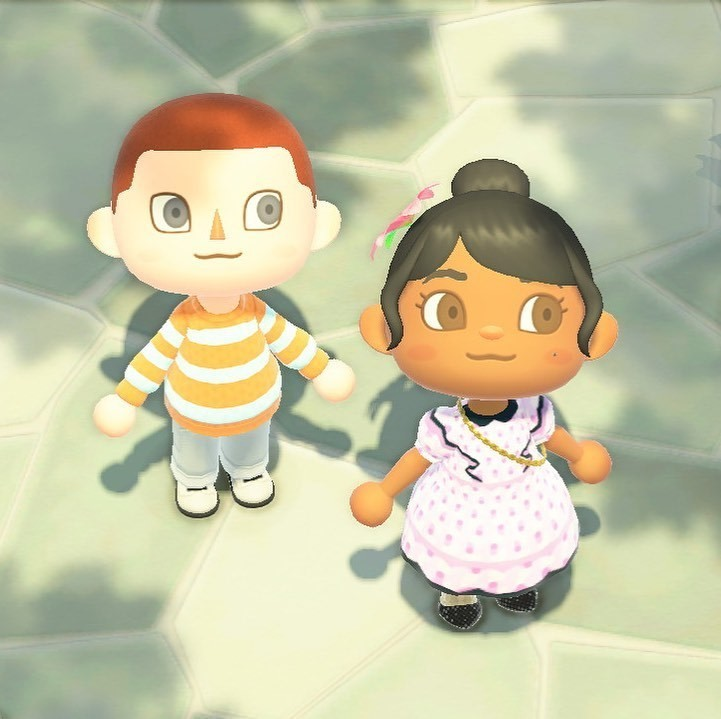 Animal Crossing New Horizons alta moda