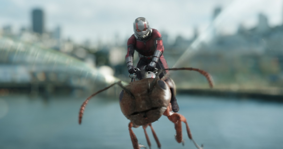 Ant Man and The Wasp Disney Plus