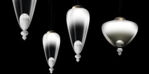 Barovier & Toso lampada Padma: eleganza contemporanea