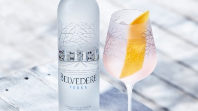 Belvedere Vodka Ruby Tonic: la ricetta del fresco cocktail estivo