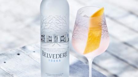 Belvedere Vodka Ruby Tonic: la ricetta del fresco cocktail estivo