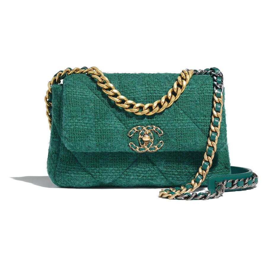 Borsa Chanel 19 2020 | collezione primavera estate 2020 ...