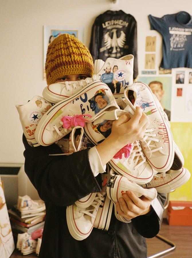 Converse Artist Series Spencer McMullen
