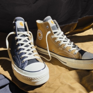 Converse Carhartt WIP Renew Chuck 70: le sneakers in limited edition