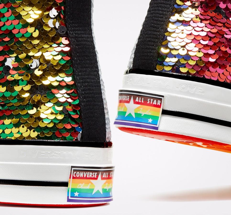 Converse collezione Pride 2020