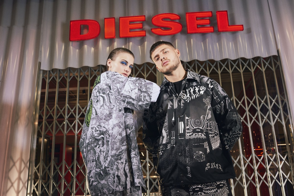Diesel primavera estate 2020