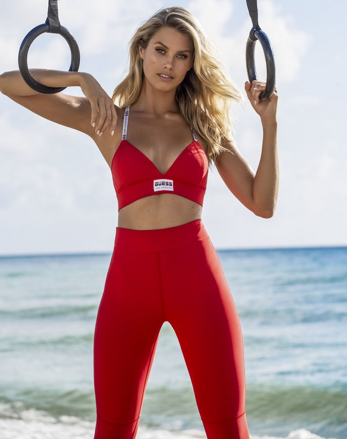 Guess activewear primavera estate 2020