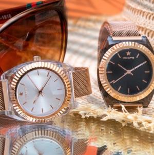 Hoops orologi Saint Tropez: il nuovo segnatempo moderno e raffinato