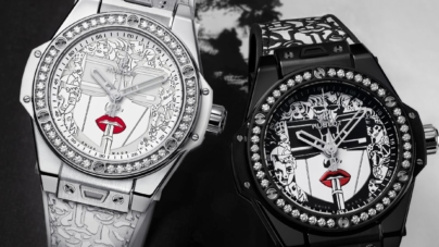 Hublot Big Bang One Click Marc Ferrero 2020: il dualismo del bianco e nero